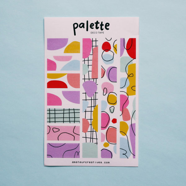 Palette Sticker Sheet